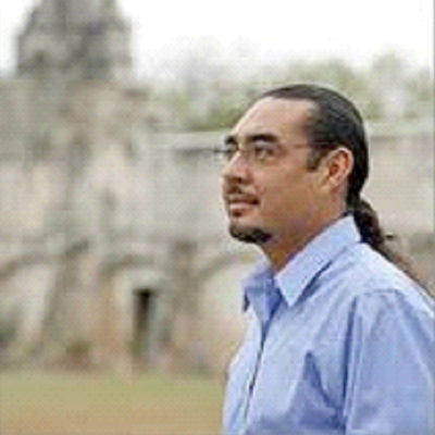 Ramon J. Vasquez, Executive Director, American Indians in Texas - Spanish Colonial Missions
